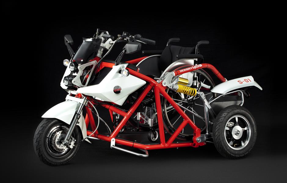 Rehabilitaci n y medicina f sica mirando al futuro moto for Sillas para motos