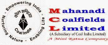 Mahanadi Coalfields Limited Recruitment 2014