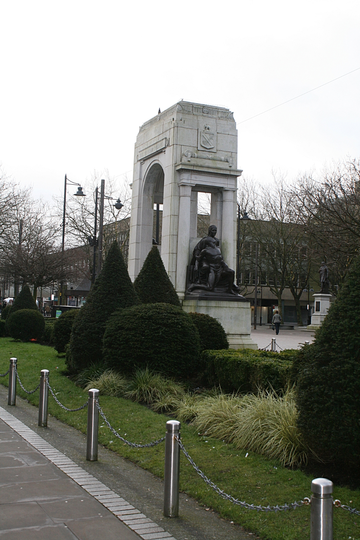 War Memorials Memorials Bolton War Memorial