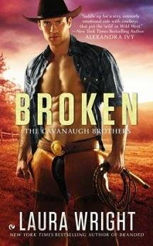 Broken (The Cavanaugh Brothers #2)
