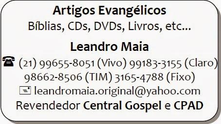 Artigos Evangélicos