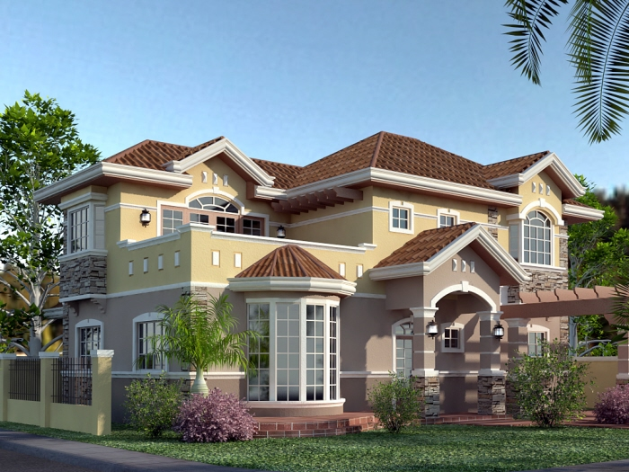 Exterior collections other views from net for Sweet home 3d exterior design