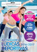 ACTIVIDADES DEPORTIVAS, LÚDICAS, FORMATIVAS Y CULTURALES 2016-2017
