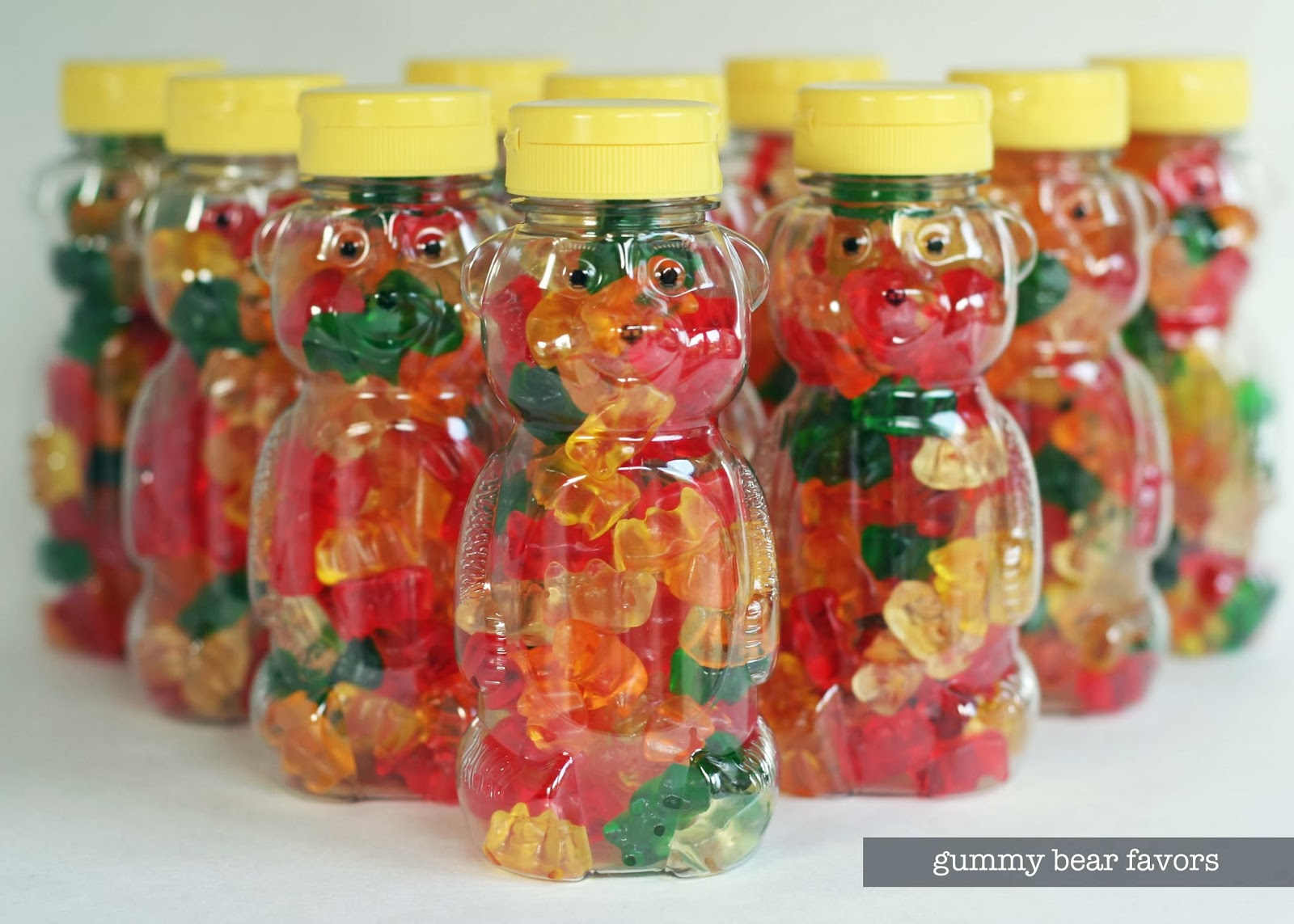 Party // Gummy Bears!