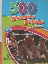 500 DINÁMICAS PARA GRUPOS