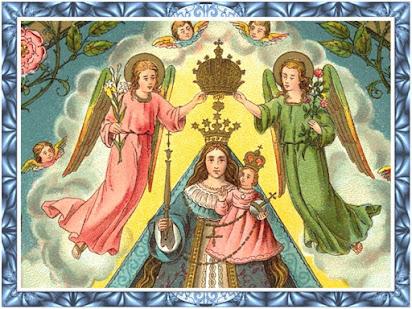 VIRGEN MARÍA, ALEGRÍA Y CONSUELO DE LOS AFLIGIDOS