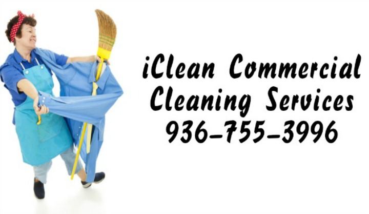 Call iClean Janitorial Services Willis TX
