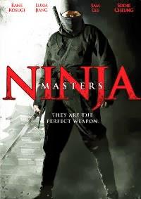 Ninja Masters - Zhang wu shuang