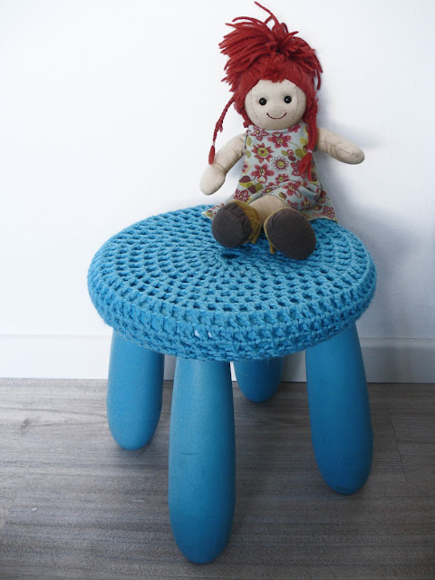 FUNDA PER TAMBORET MAMMUT DE IKEA