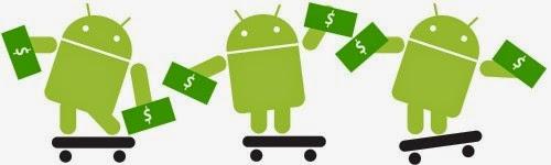 Aplikasi Android yang Dapat Menghasilkan Uang