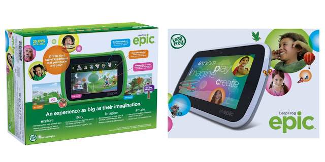 Learning Made Fun With LeapFrog Epic, tablets for kids, Leapfrog Tablets, LeapFrog Epic, Leapfrog toys, LeapFrog learning toys