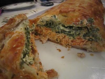 The Foodoir: Salmon En Croute