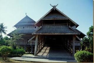 Rumah Adat Daerah Di Indonesia