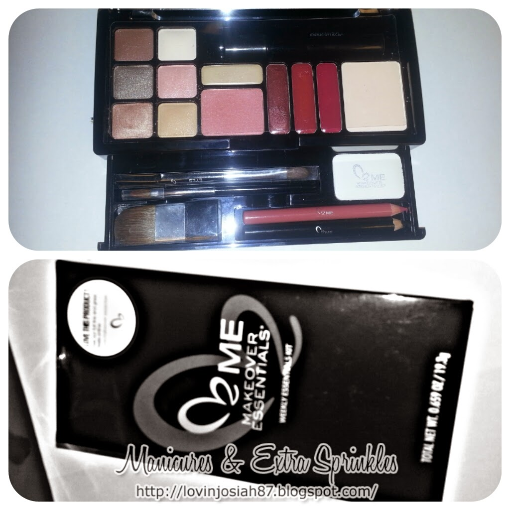 ME Makeup Weekly Essentials Kit #Giveaway RV $54.99 ends 5/1