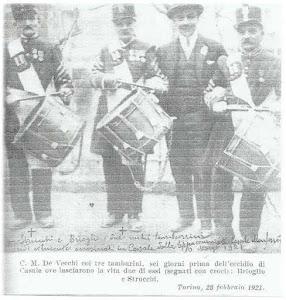 CASALE - 6 MARZO 1921