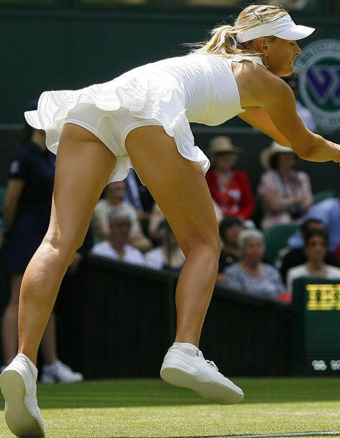 Maria Sharapova Beautiful Tennis Player Latest Hot Sexy