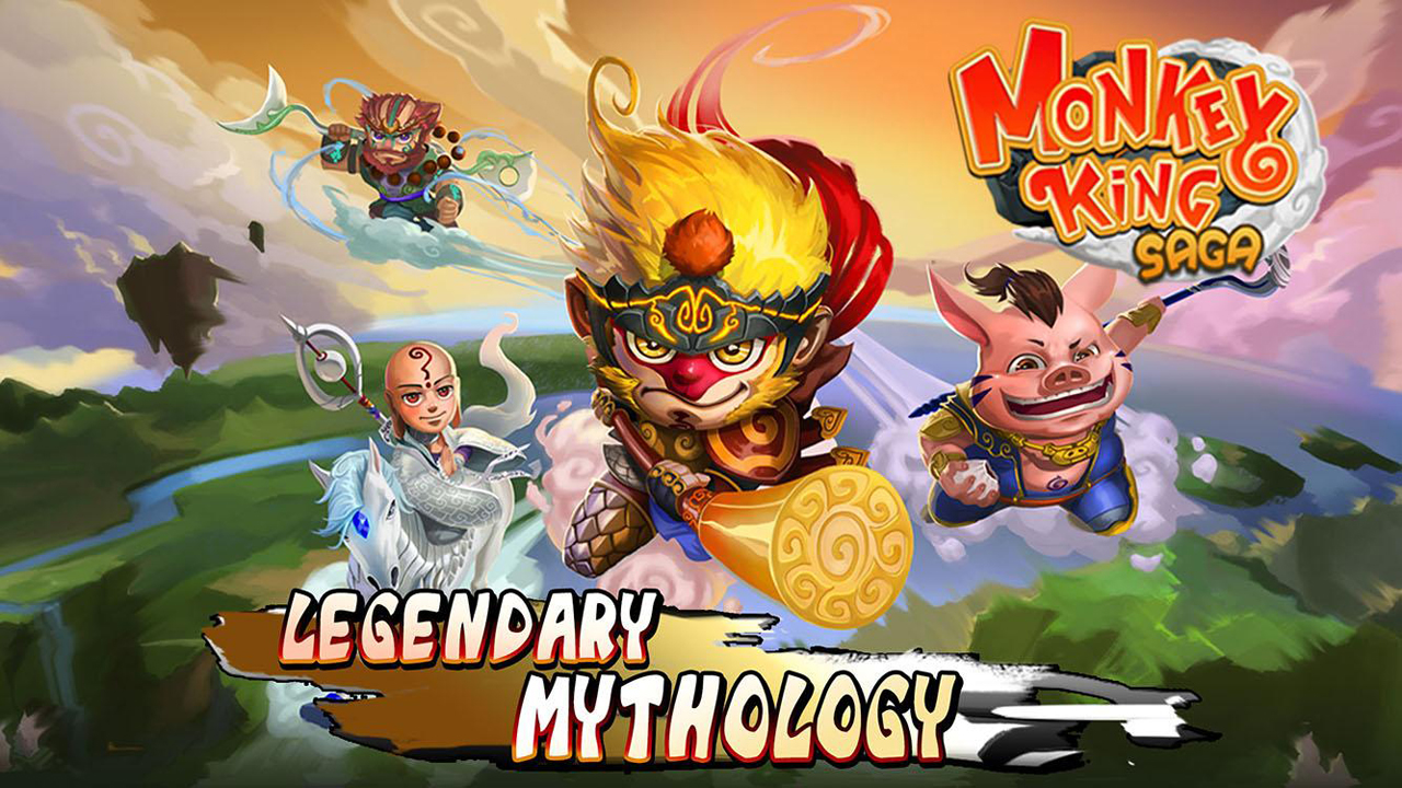 Monkey King Saga Gameplay IOS / Android