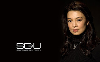 julia benson in stargate universe wallpapers - Julia Benson in Stargate Universe Wallpapers HD