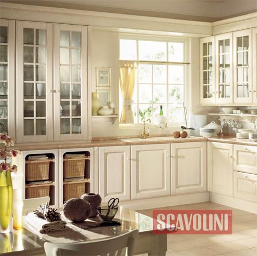 L 39 arte di creare - Cucine con finestra sul lavello ...