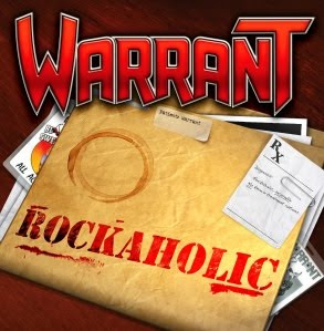 Warrant - 'Rockaholic' CD Review (Frontier Records)