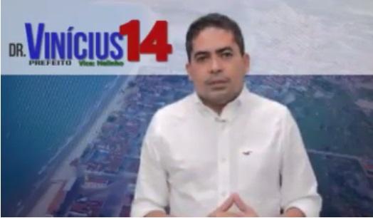 Click na imagem - Prefeito de Caiçara do Norte/RN vote 14 Dr.º Vinicius