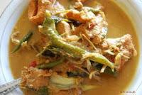 resep masakan ikan gabus yang disebut dengan resep gulai ikan gabus