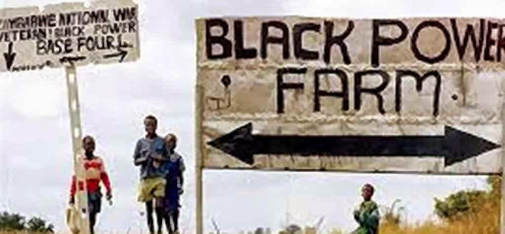 A luta de classe marxista e racial jogou o país no precipício