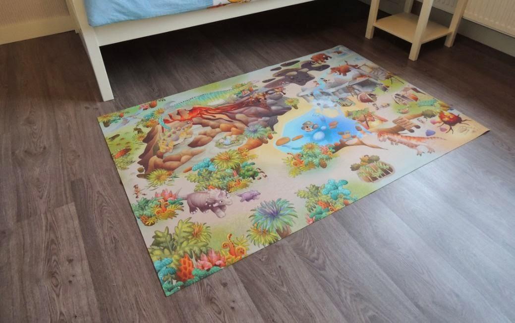 Kinderkamer Vloerkleden Kinderkamer : Speeltapijten, speelmatten ...