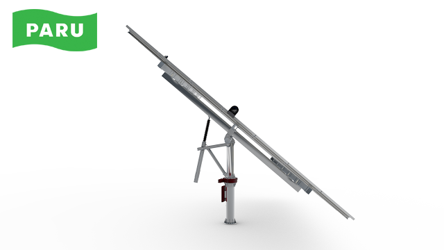[PARU Solar Tracker] PARU Tracker 004