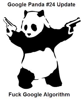 Google Panda 24 update