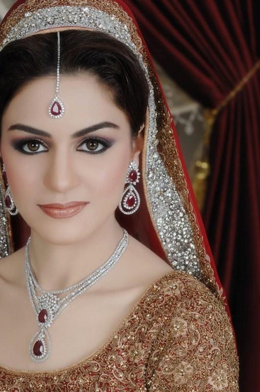 Pakistani Bridal Makeup Ideas For 2016 Fashionip