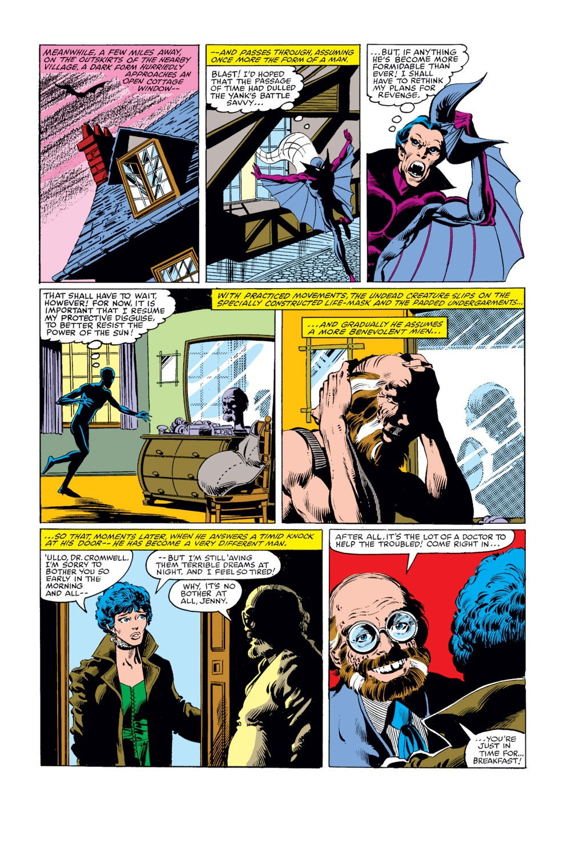 Captain America (1968) Issue #254 #169 - English 10