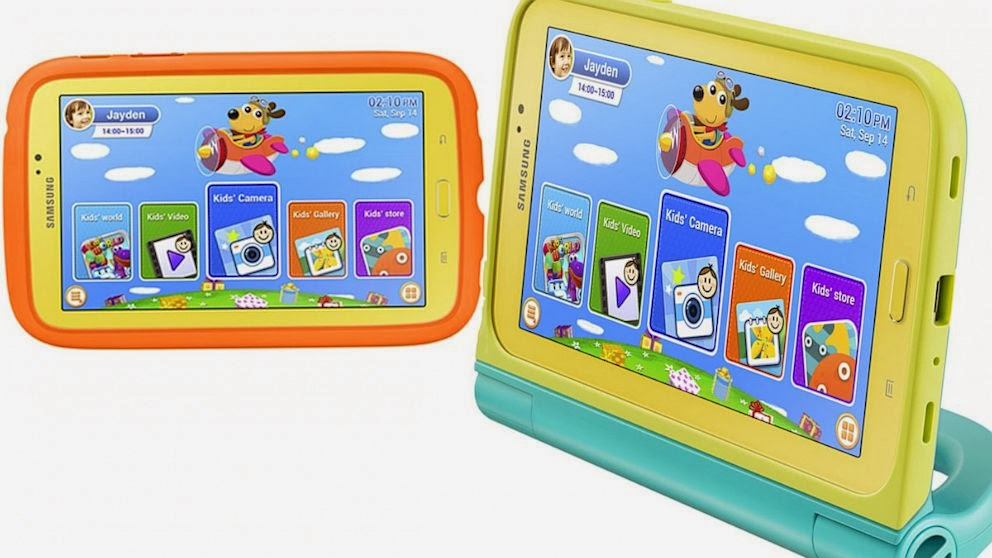 Samsung Galaxy Tab 3 Kids, manual de instrucciones