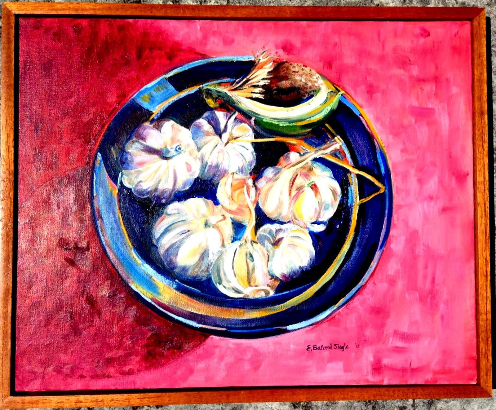 Garlic, Mystery Seed