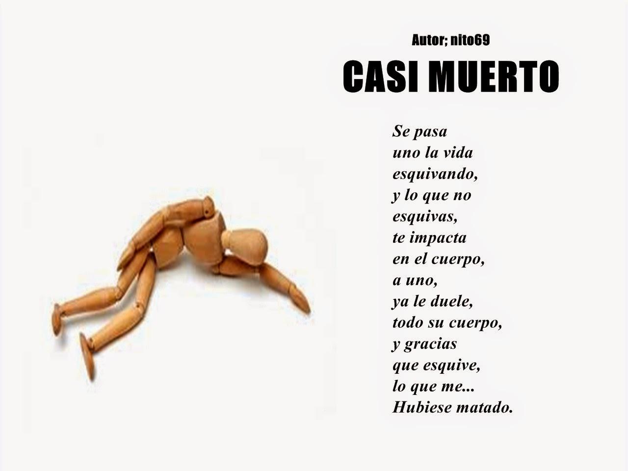 CASI MUERTO