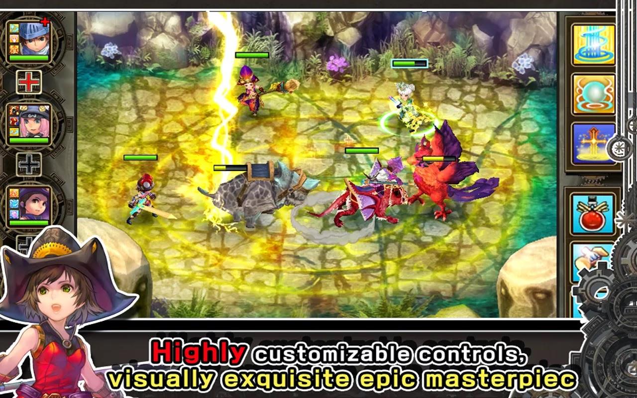 Fantasy Heroes v1.09 Mod [Unlimited Gold]