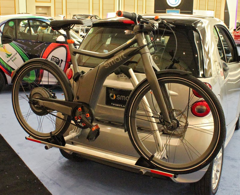 Smart EV Bike