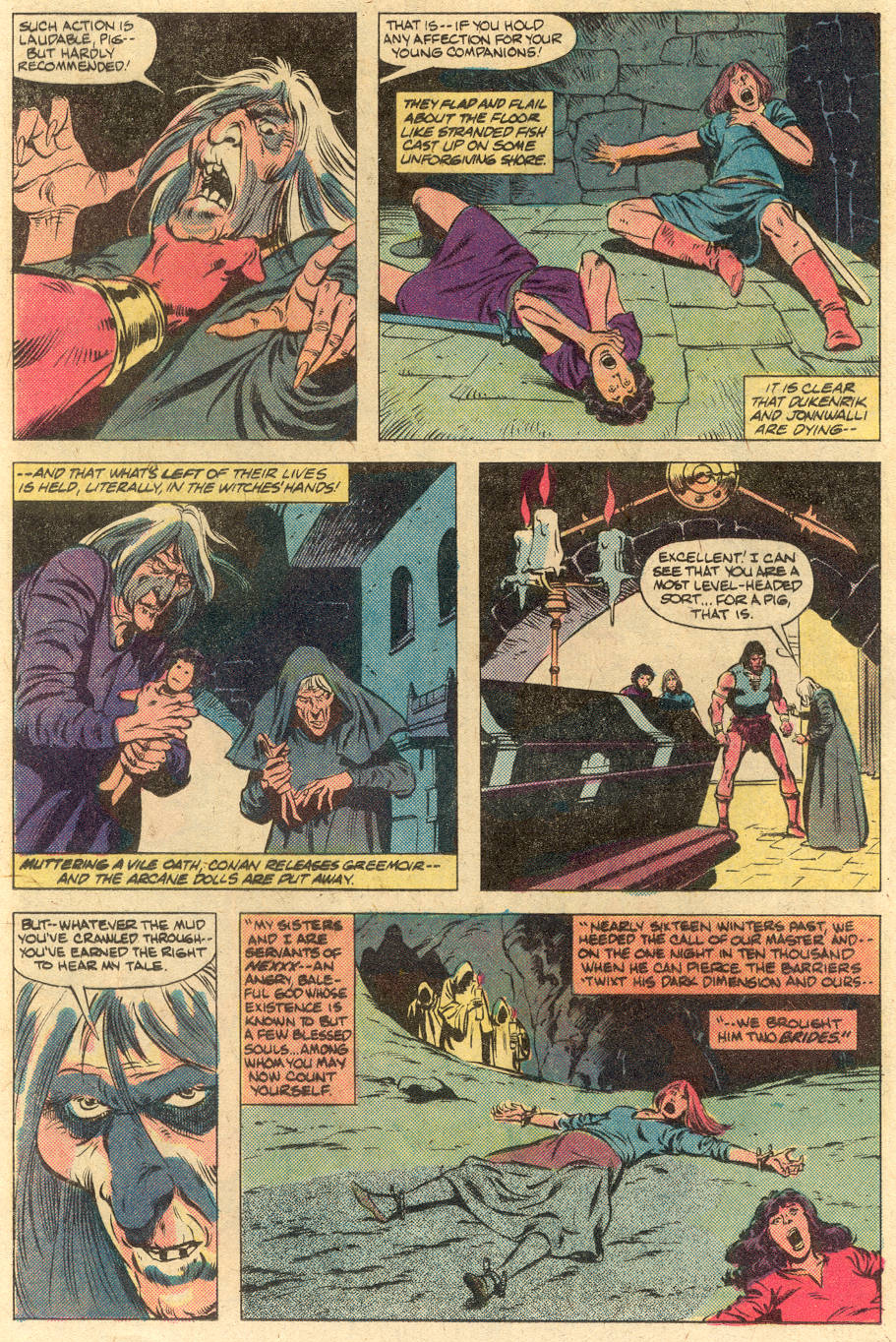 Conan the Barbarian (1970) Issue #125 #137 - English 10
