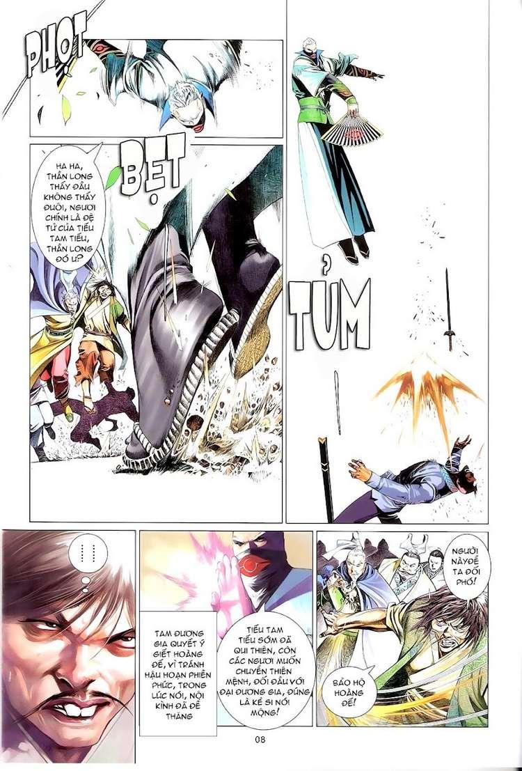 Phong Vân chap 626 Trang 8 - Mangak.info