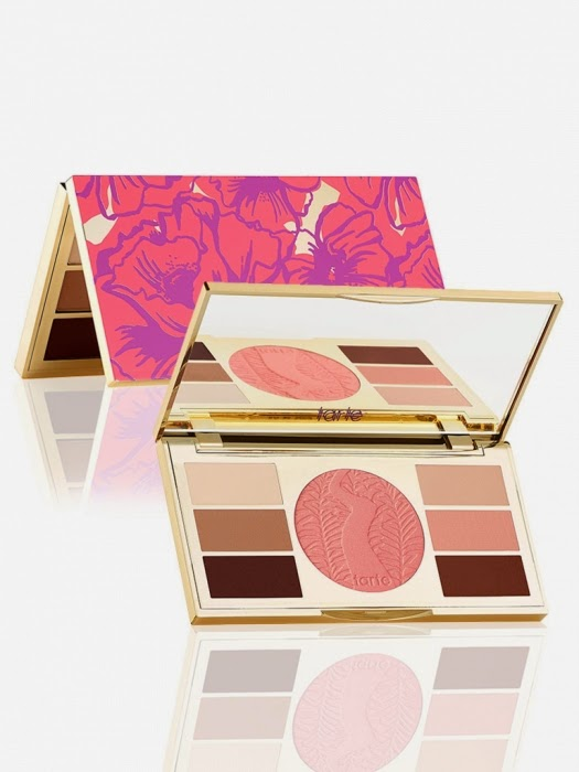 Tarte Poppy Picnic Amazonian Clay Eye & Cheek Palette