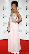 Michelle Keegan wowed the red carpet in Vivian by Forever Unique at the . michelle keegan