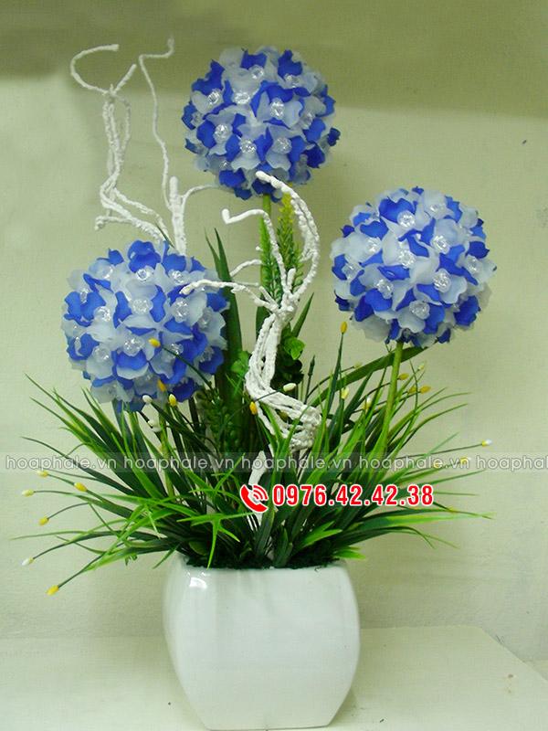 Hoa cẩm tú cầu, hoa tú cầu pha lê