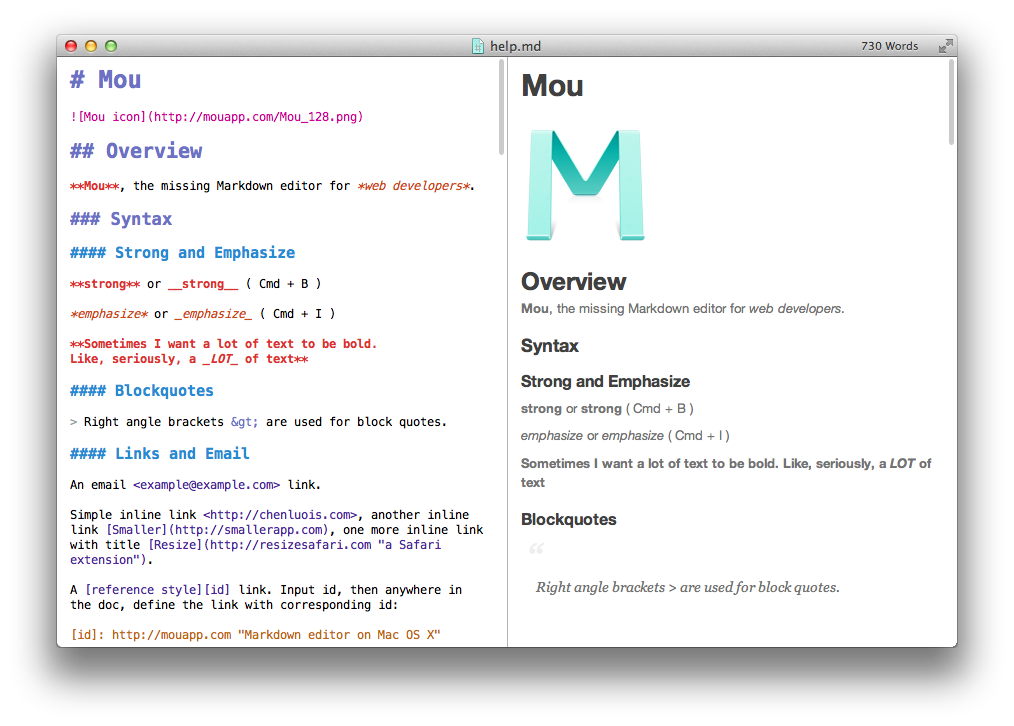 7 Awesome Markdown Editors for Web Developers