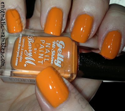 swatch-swatches-barry-m-mango-hi-shine-gelly-nail-paint-varnish-polish-enigmatic-rambles