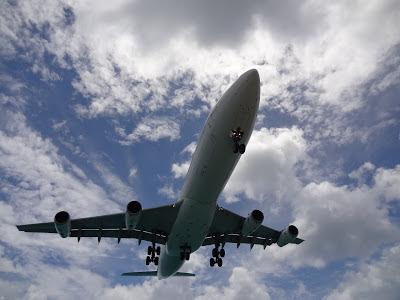 Maho Beach Airport St Maarten