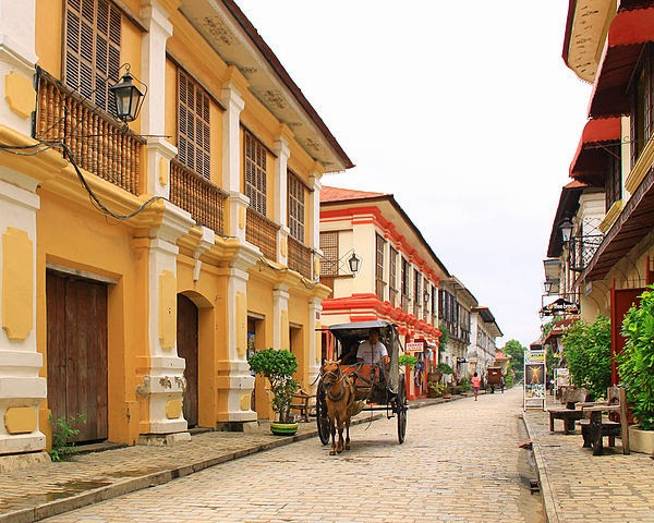 Vigan New 7 Wonder Cities