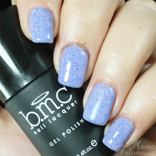 BMC Gel Polish Kula Lavender Swatch