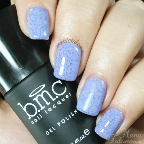 BMC Gel Polish Kula Lavender Swatch
