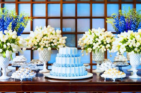 ELO Cerimonial& Eventos Azul Turquesa a nova cor dos casamentos
