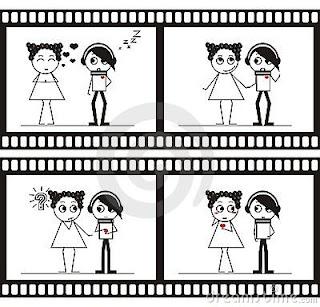 Awal Sebuah Kisah Cerita Cinta